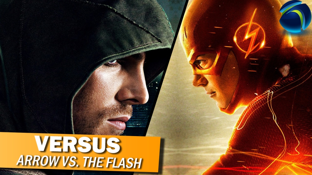 CW's Arrow vs. The Flash go head to head on Telemazing