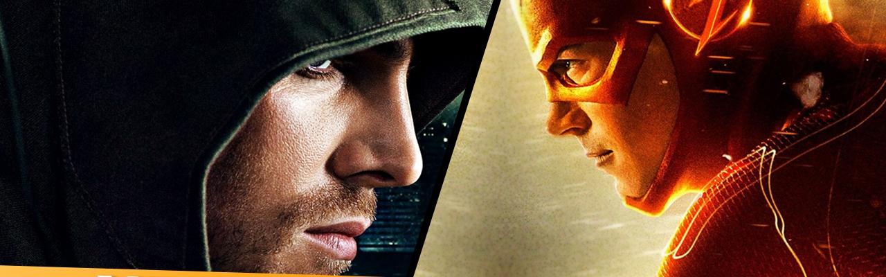 CW's Arrow vs. The Flash go head to head on Telemazing