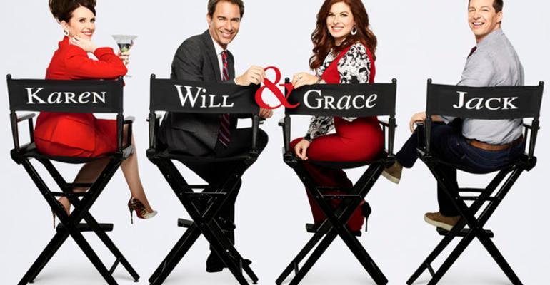 Will & Grace returns to NBC Fall 2017