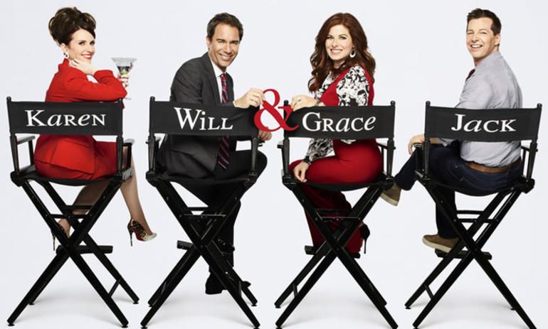 Will & Grace returns to NBC Fall 2017