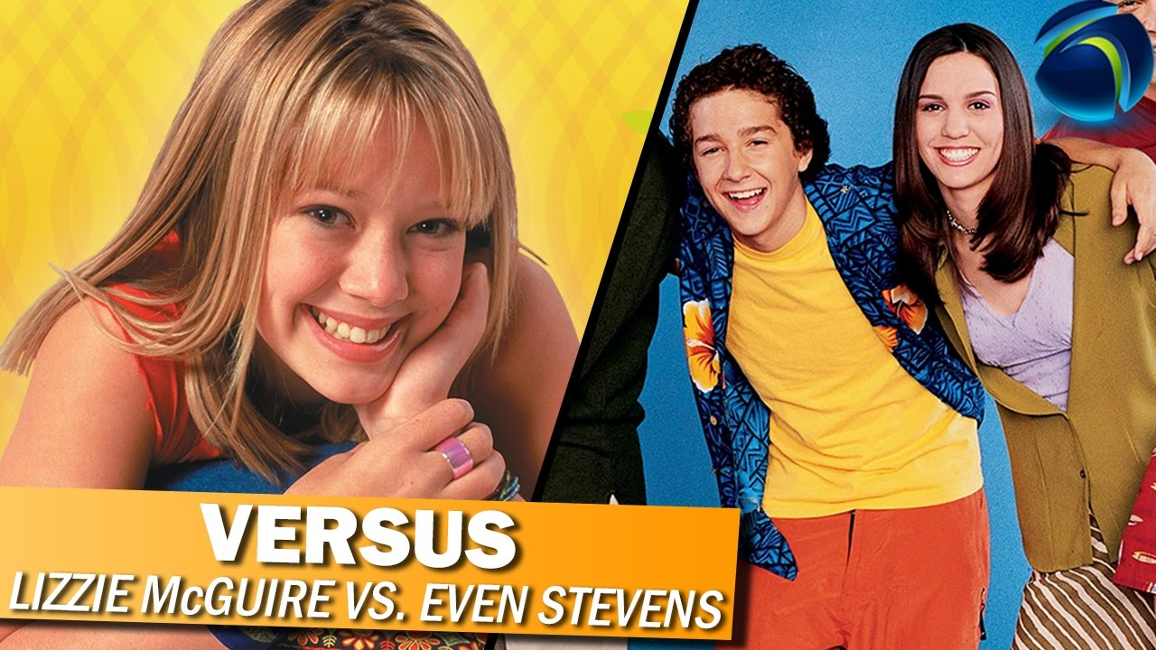 It's a DISNEY SHOWDOWN as we debate Lizzie McGuire v. Even Stevens