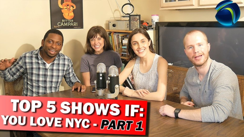 Joseph Mwamba, Holly Sauer, Carla Montero, and Tony Fox debate the best shows based on or located in New York City.